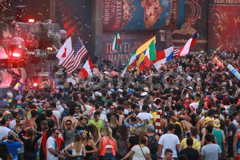 Part 1 Tomorrowland The Rise Of The Worlds Largest Edm Festival