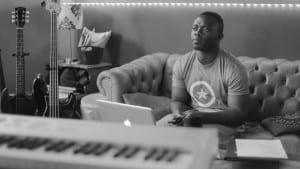 musical artist mawule ponders