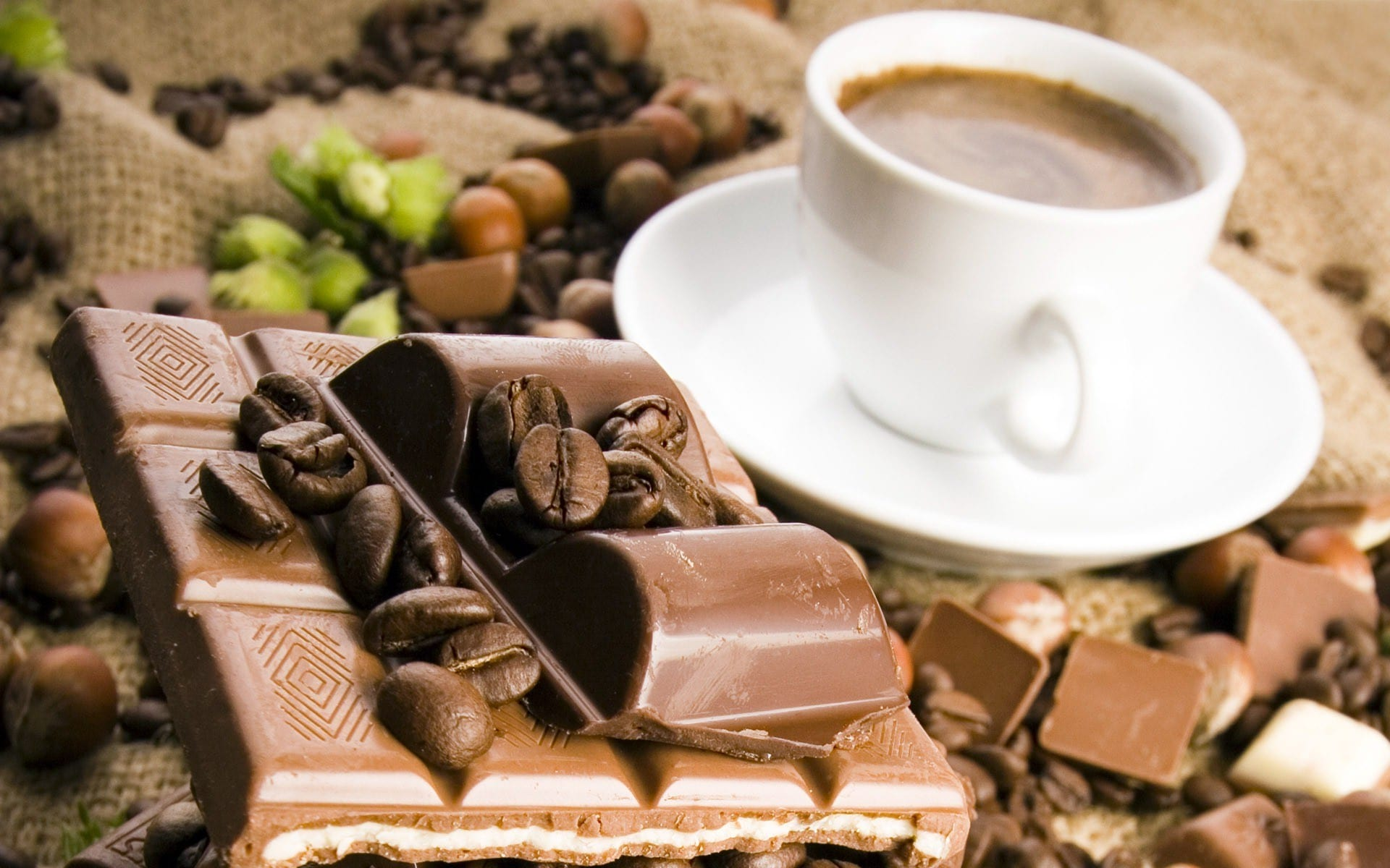 Coffee and Chocolate: How They've Impacted Our World | CULTURS ...