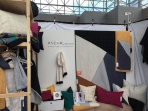 Colleen and Maggie Clines Anchal Project_booth - 1