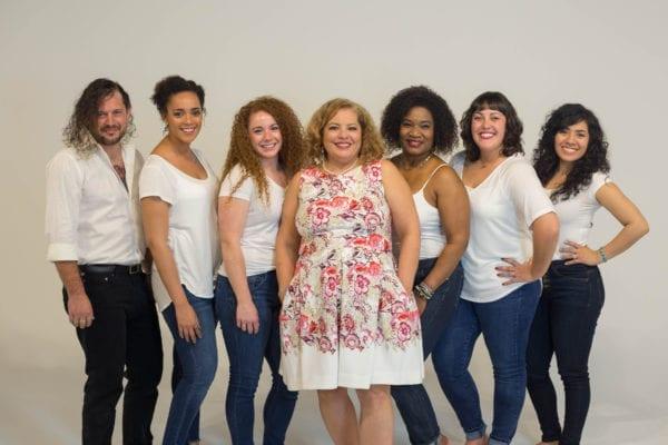 Photo of the Curls-preneur, Arlene Rivera